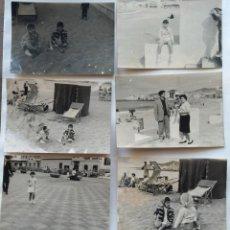 Fotografía antigua: LAS PALMAS LOTE DE 6 FOTOGRAFIAS . Lote 195203023