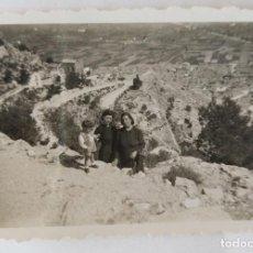 Fotografía antigua: YECLA AGOSTO 1944. Lote 195542945