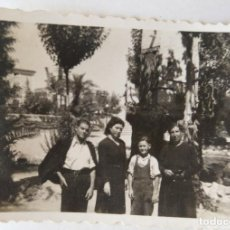 Fotografía antigua: YECLA AGOSTO 1943. Lote 195543037