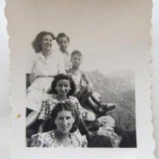 Fotografía antigua: TORRE DE NAQUERA AGOSTO 1947. Lote 195544237