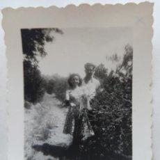 Fotografía antigua: TORRE DE NAQUERA AGOSTO 1947. Lote 195544270