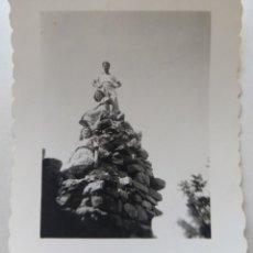 Fotografía antigua: TORRE DE NAQUERA AGOSTO 1947. Lote 195544308
