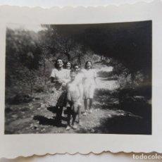 Fotografía antigua: TORRE DE NAQUERA AGOSTO 1947. Lote 195544428