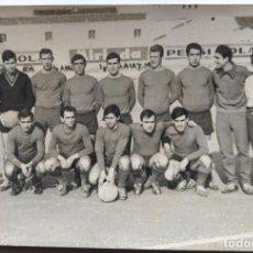 Photographie ancienne: C.D. UTIEL. Lote 196246160