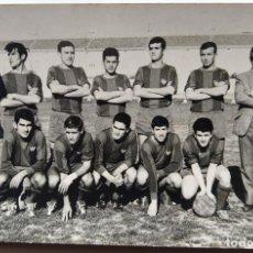 Photographie ancienne: U.D. ALCIRA. Lote 196246255