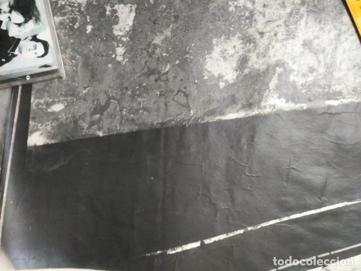 Fotografía antigua: ANTIGUA GIGANTEZCA FOTOGRAFIA ORIGINAL TAMAÑO POSTER ASTILLEROS ESPAÑOLES CADIZ BARCO - Foto 14 - 197413855