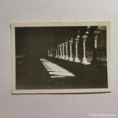 Fotografía antigua: ANTIGUA FOTOGRAFIA - MONASTIR LA SEU D'URGELL - LA SEU DE URGEL - 27 AGOSTO 1950 - 7 X 4,5 CM / 104. Lote 199188333