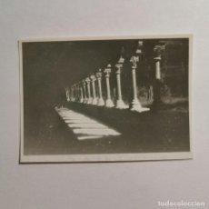 Fotografía antigua: ANTIGUA FOTOGRAFIA - MONASTIR LA SEU D'URGELL - LA SEU DE URGEL - 27 AGOSTO 1950 - 7 X 4,5 CM / 105. Lote 199188347
