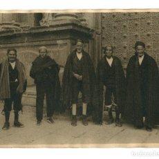 Fotografía antigua: TIPOS DE ARAGÓN, 1930'S. FOTOGRAFÍA: OTTO WUNDERLICH (STUTTGART 1886 - MADRID 1975). Lote 201975731