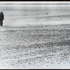 Fotografía antigua: DANILO MALATESTA – GUERRA DEL SAHARA. FORMATO GIGANTE. Lote 203086085