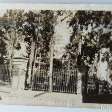 Fotografía antigua: ALICANTE PLAZA DE ELCHE 1927. Lote 204692711