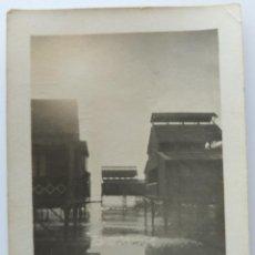 Fotografía antigua: ALICANTE BAÑOS 1923. Lote 204693917