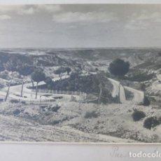 Fotografía antigua: PUERTO DE CONTRERAS CUENCA VISTA ANTIGUA FOTOGRAFIA 1943 POR VIAJERO ALEMAN. Lote 205265933