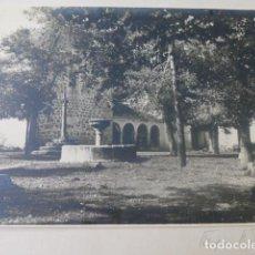 Fotografía antigua: RASCAFRIA MADRID MONASTERIO DEL PAULAR ANTIGUA FOTOGRAFIA 1943 POR VIAJERO ALEMAN. Lote 205267533