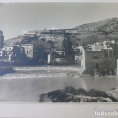 Fotografía antigua: ORIHUELA MURCIA VISTA ANTIGUA FOTOGRAFIA 1943 POR VIAJERO ALEMAN. Lote 205267597