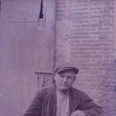 Fotografía antigua: RETARATO DE SEÑOR. GUALBA. MONTSENY. C.1930. Lote 205332746