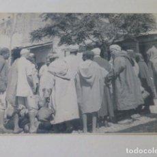 Fotografía antigua: TETUAN 1934 FOTOGRAFIA POR VIAJERO ALEMAN 15,5 X 23,5 CMTS. Lote 205407598