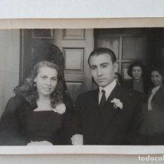 Fotografía antigua: RETRATO EVENTO SOCIAL VALLECAS MADRID FOTOGRAFO RAMOS. Lote 205767116