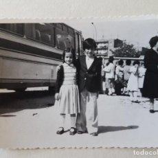 Fotografía antigua: DOS NIÑOS BARRIO MADRID 1977. Lote 205770621