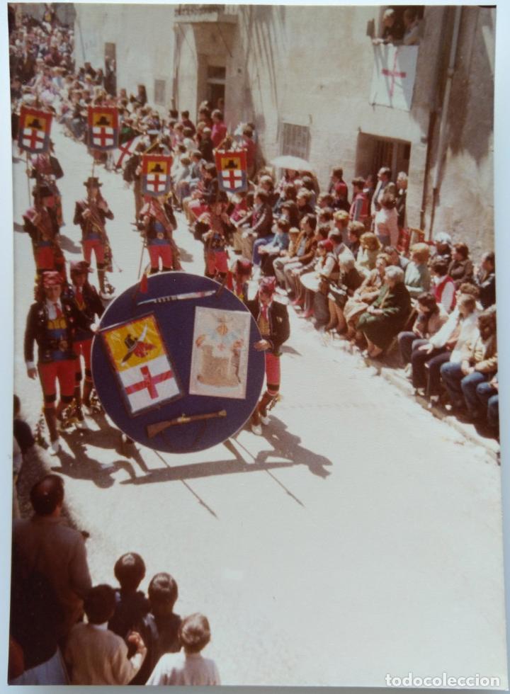 ALCOY FIESTAS (Fotografía Antigua - Gelatinobromuro)