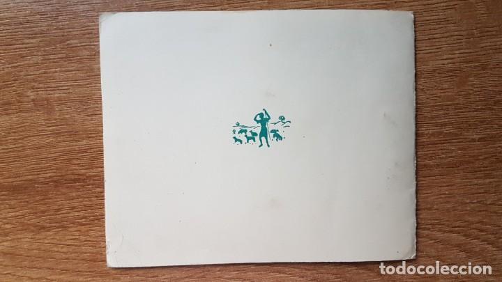 Fotografía antigua: FOTOGRAFIA DE LA SANTA ESTRELLA DE BELÉN Y FLORES DE TIERRA SANTA - Foto 3 - 206251071