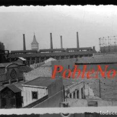 Fotografía antigua: POBLENOU - BARCELONA - 1929. Lote 208584401