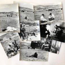 Fotografía antigua: ÁVILA - AÑO 1965, REPORTAJE DE 8 FOTOGRAFÍAS 20,5X30,5 CM. SOBRE LOS NIÑOS Y LA ESCUELA.. Lote 209892020