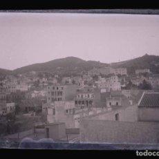 Fotografía antigua: BARCELONA. ZONA ALTA. LADERAS DEL TIBIDABO. C. 1905. Lote 210419290