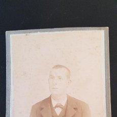 Fotografía antigua: CASTELLON,GERMAN COLON,CALLE DE ENMEDIO 35. Lote 210479522