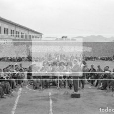 Fotografía antigua: 61 PLACAS 9X12 PRESOS CARCEL MODELO DE CASTELLON EN LA POSGUERRA EN 1955 ¡ESCUCHO OFERTAS!. Lote 201656630