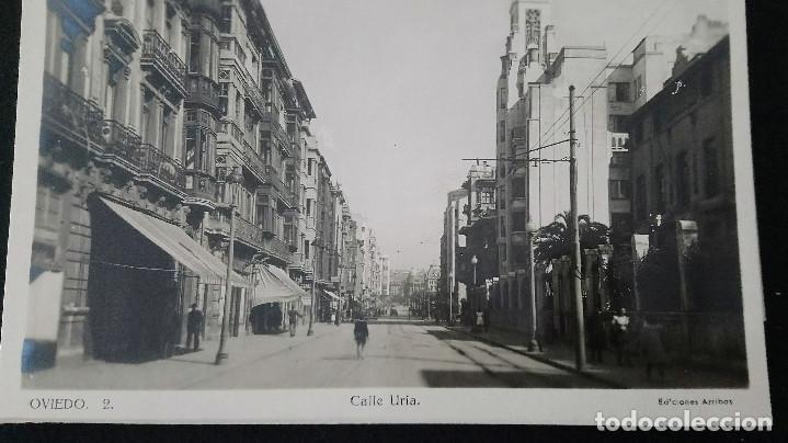 Fotografía antigua: Oviedo, Fotografias, 10 vistas de Ediciones Arribas de Zaragoza. - Foto 4 - 211622400