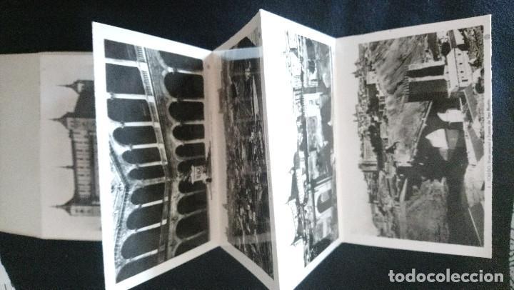 Fotografía antigua: Toledo 15 vistas fotos gelatinobromuro Brillo de Heliotipia Artística Española de Madrid. 1ª. Serie - Foto 2 - 211624835