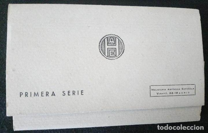 Fotografía antigua: Toledo 15 vistas fotos gelatinobromuro Brillo de Heliotipia Artística Española de Madrid. 1ª. Serie - Foto 4 - 211624835
