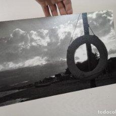 Fotografía antigua: ARTISTICA PAISAJE DE FORMENTOR -MALLORCA JOAN BIOSCA MESTRE-AÑOS 50-AGRUPACIO FOTOGRAFICA DE REUS. Lote 211999497