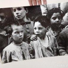 Fotografía antigua: ARTISTICA GITANETS DE REUS ----JOAN BIOSCA MESTRE-AÑOS 50-AGRUPACIO FOTOGRAFICA DE REUS. Lote 211999642