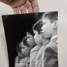 Fotografía antigua: ARTISTICA GITANETS DE REUS COLEGIO----JOAN BIOSCA MESTRE-AÑOS 50-AGRUPACIO FOTOGRAFICA DE REUS. Lote 211999872