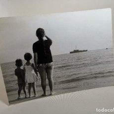 Fotografía antigua: ARTISTICA -PAISAJE COSTA TARRAGONA-JOAN BIOSCA MESTRE-AÑOS 50-AGRUPACIO FOTOGRAFICA DE REUS. Lote 212000328