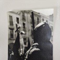 Fotografía antigua: SEMANA SANTA REUS-PROCESION -JOAN BIOSCA MESTRE-AÑOS 50-AGRUPACIO FOTOGRAFICA DE REUS. Lote 212001181