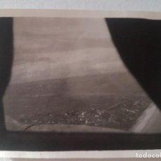 Fotografía antigua: DESPEGANDO AEROPUERTO MADRID BARAJAS FOTOGRAFIA AÑOS 50. Lote 212248200