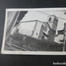 Fotografía antigua: CANDELARIO SALAMANCA ANTIGUA FOTOGRAFIA 7,5 X 10,5 CMTS. Lote 216354222
