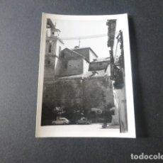 Fotografía antigua: SAN MARTIN DE VALDEIGLESIAS MADRID ANTIGUA FOTOGRAFIA 7,5 X 10,5 CMTS. Lote 216354530