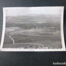 Fotografía antigua: LA ALBERCA SALAMANCA ANTIGUA FOTOGRAFIA 7,5 X 10,5 CMTS. Lote 216354705