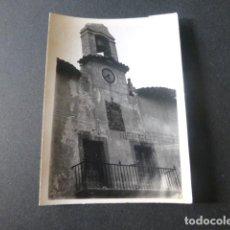 Fotografía antigua: ATIENZA GUADALAJARA ANTIGUA FOTOGRAFIA 7,5 X 10,5 CMTS. Lote 216354761