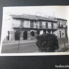 Fotografía antigua: ATIENZA GUADALAJARA ANTIGUA FOTOGRAFIA 7,5 X 10,5 CMTS. Lote 216354836