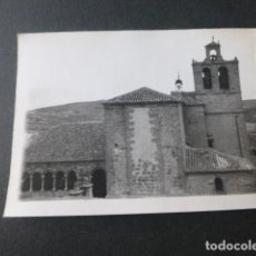 Fotografía antigua: ATIENZA GUADALAJARA ANTIGUA FOTOGRAFIA 7,5 X 10,5 CMTS. Lote 216354861
