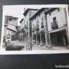 Fotografía antigua: ATIENZA GUADALAJARA ANTIGUA FOTOGRAFIA 7,5 X 10,5 CMTS. Lote 216354882