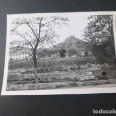 Fotografía antigua: JADRAQUE GUADALAJARA ANTIGUA FOTOGRAFIA 7,5 X 10,5 CMTS. Lote 216354940