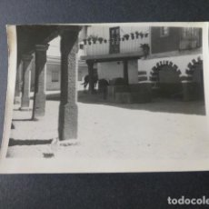 Fotografía antigua: SEQUEROS SALAMANCA ANTIGUA FOTOGRAFIA 7,5 X 10,5 CMTS. Lote 216355042