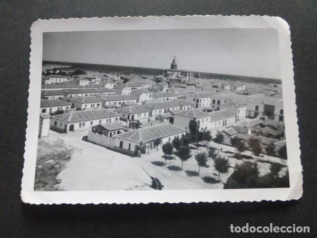 COCA SEGOVIA VISTA ANTIGUA FOTOGRAFIA 13 X 8,5 CMTS (Fotografía Antigua - Gelatinobromuro)
