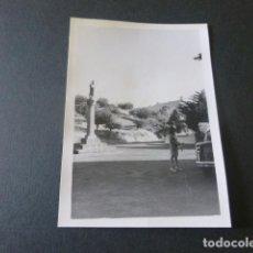 Fotografia antica: GRAN CANARIA TEJEDA ANTIGUA FOTOGRAFIA 7,5 X 10,5 CMTS. Lote 216669445